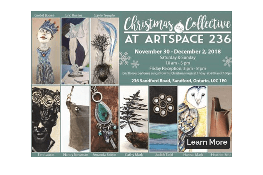 Christmas Collective at ArtSpace
