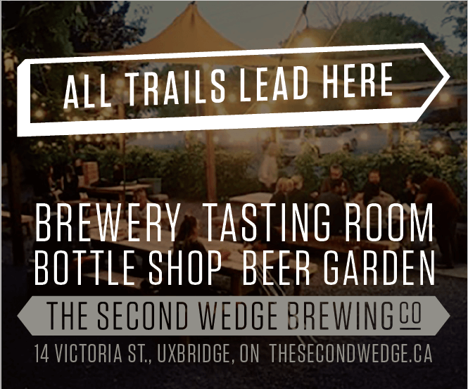 Second Wedge Beer Garden